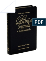 BÍBLIA DE ALMEIDA REVISTA E ATUALIZADA, COM NÚMEROS DE STRONG PDF