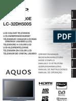 Manualc32dh500e-s Om Gb