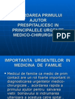Urgente Medico- Chirurgicale