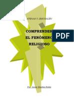 Benítez Rubio, Fco. Javier - ATENAS Y JERUSALÉN - COMPRENDER EL HECHO RELIGIOSO