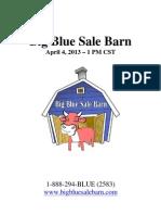 April 4, 2013 Catalog