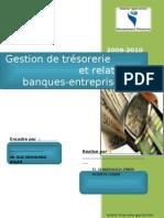 La Gestion de Tresorerie Et Relation Bq Entreprise