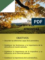 Clase 9 El Clima y Atmosfera