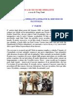 La Sicurezza Operativa Durante Il Servizio Di Pattuglia - 1^ Parte[1]