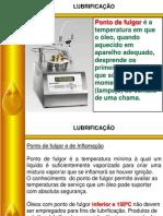 Lubrificação - Properiedades II
