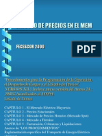 REVISION  DEL M.E.M.