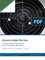 America Under the Gun