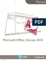 79213417 Manual de Microsoft Office Access 2010