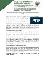 Contrato Levantamiento Topografico Cambio Puente Cochachin