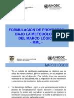 FORMULACIÓN DE PROYECTOS BAJO LA METODOLOGÍA DEL MARCO LÓGICO - MML.pdf