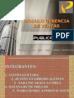 Modulo Gerencia de Venta-publicar