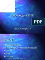 Architecture j 2 Ee