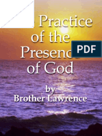 Brother Laurance - The Practice of the Prensence of God