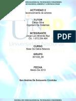 Reconocimientos Gerneral y de Actores Jorge Miranda Grupo 301330 69