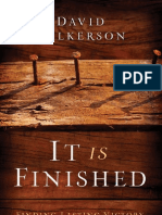It Is Finished by David Wilkerson