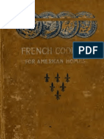French Cookery for 00 New y