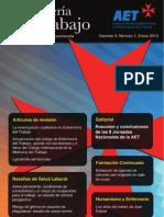 Enfermería del Trabajo, volumen 3, número 1, 2013