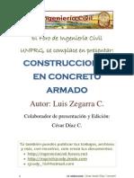 Cjcodyconstrucciones en Concreto Armado