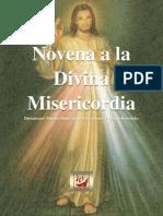 Novena a la Divina Misericordia - Santa Faustina Kowalska