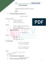 Algebra UCV
