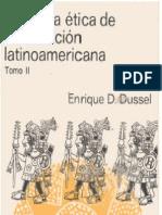 Para una ética de la liberación latinoamericana. Tomo II