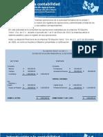 Registro Contable de Opearaciones.