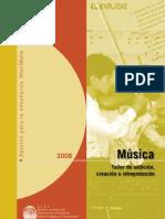 Contextualizacion Musica