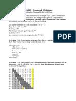 Cs4102 Hw3 Solutions