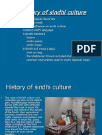 History of sindhi culture.ppt