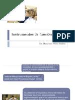 01 Instrumentos de Funcionalidad Familiar