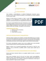 Recursos Conceptuales Iniciativa y Emprendimiento Traducir Ideas