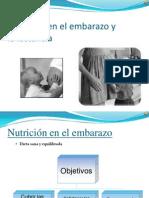 Alimentacion en El Embarazo y Lactancia