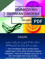 Muhammadiyah Sebagai Gerakan Dakwah