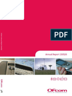 OFCOM - Annual Report 2005-2006