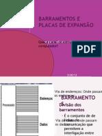 BARRAMENTOS E PLACAS DE EXPANSÃO.pptx