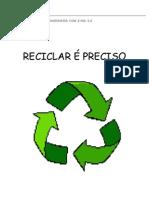 Apostila Reciclagem Lixo