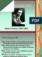 Aldous Huxleycaste