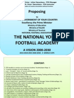 National Football Association - Youth Football Academy