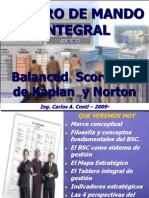 Balanced Scorecard BASE 1