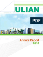 Annual Report 2010 Zhulian
