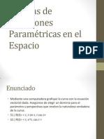 Como Graficar Ecuaciones Parametricas 3D en Derive 6