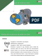 Montaje de Un Proyecto de Software Libre v0114069