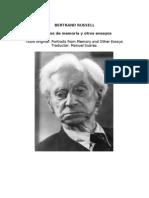 Russell, Bertrand - Retratos de Memoria y Otros Ensayos