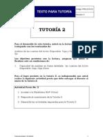 Contabilidad II Tutoria 2 Iso