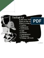 EDB Hatblack Poster