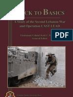 Back to Basics. Second Lebanon War