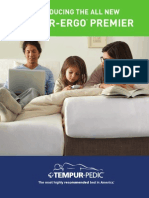 TEMPUR-Ergo Premier Brochure