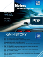 GM- Information Systems