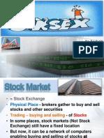 Sensex Analysis.pptx
