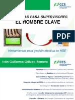 La Seguridad y El Supervisor - Hombre Clave 2011 (18 y 19 Sept)